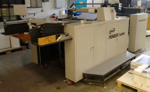 GMP high speed B1 laminator