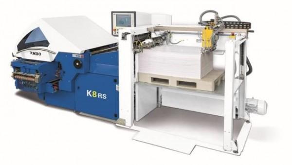 2014 MBO K8 RS 6 S-KTL combination folder