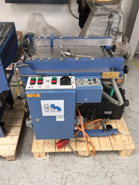 Herzog and Heymann KL112 6 Plate folder with drop in feeder