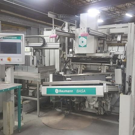 2009 Baumann Automatic Cutting System
