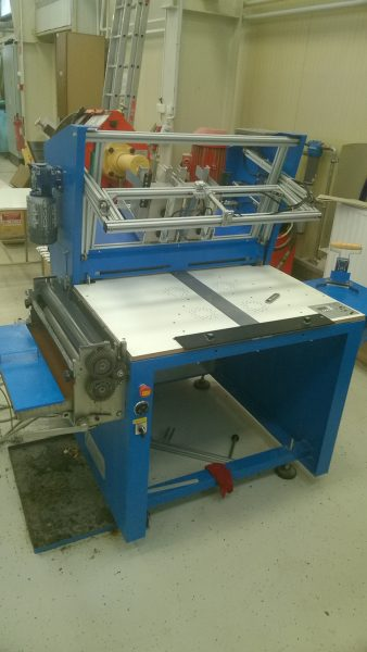 2013 Zechini Roby Junior 2 Casemaker
