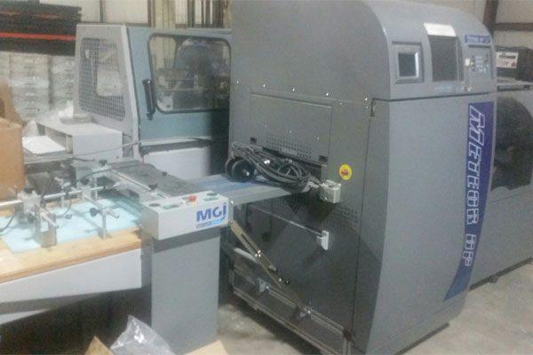 2009 MGI Meteor DP60 Pro