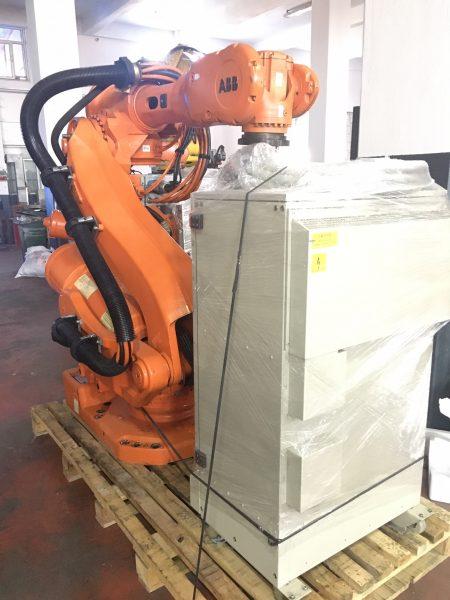 2005 ABB Robot IRB 6650-S