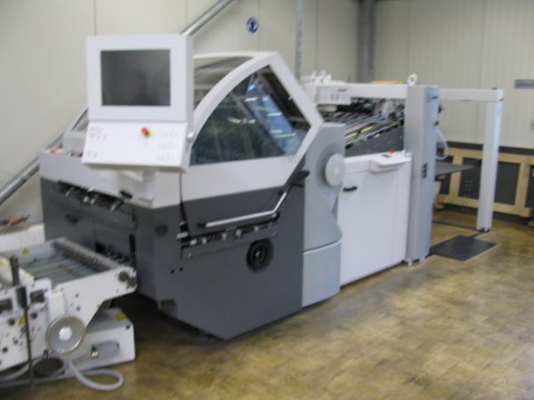 2019 Stahl folder KH- 82 6 KTL + Feeder
